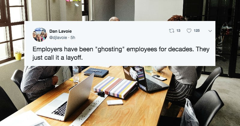 twitter employee job coworkers social media ridiculous reaction - 7348485