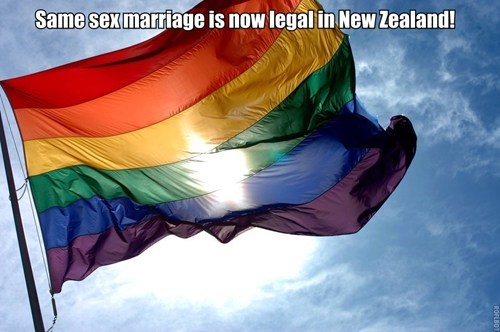 LGBT new zealand marriage equality - 7348540672