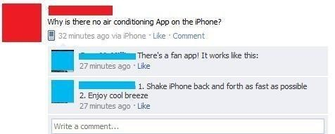 app for that,fan,iphone