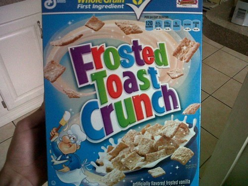 cinnamon toast crunch frosted toast crunch frosted flakes - 7348905984