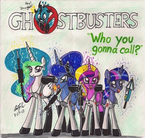 art Ghostbusters drawings - 7349110272