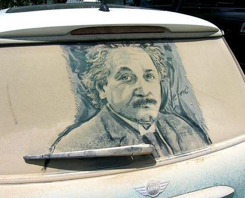 drawing art science albert einstein - 7349227776