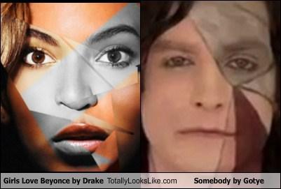 Drake beyoncé totally looks like - 7349250048