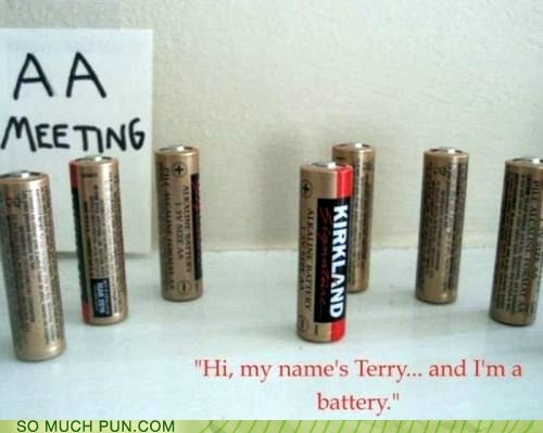 AA depressing battery - 7349306624