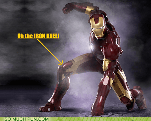 knee iron man irony - 7349501184
