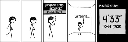 comics john cage 4-33 songify - 7349545728
