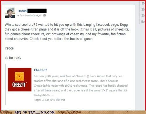 lingo McDonald's slang facebook - 7349708544