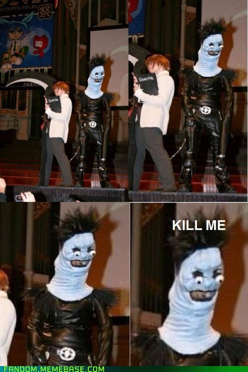 kill me anime death note - 7349864960