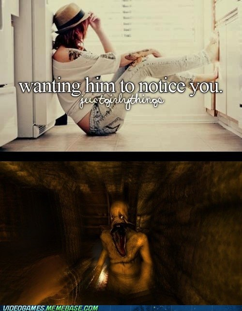 horror justgirlythings video games