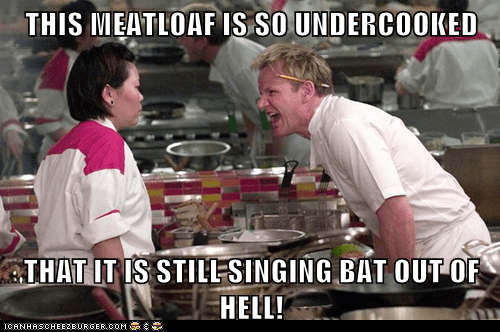 Music,Meat Loaf,gordon ramsay
