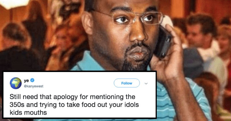 twitter Drake spicy kanye west social media funny - 7351045