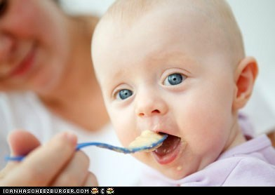 Are you feeding your Baby with the Right Food?