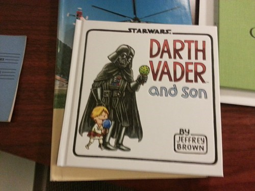 star wars parenting books darth vader - 7352710912