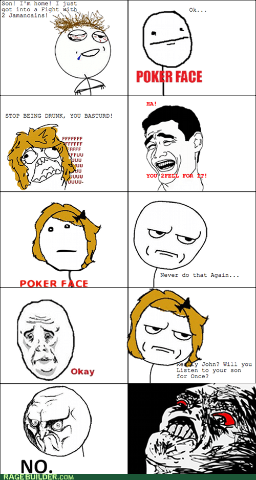 Rage Comic No.1
