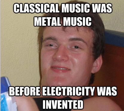 electricity heavy metal classical music - 7352949760