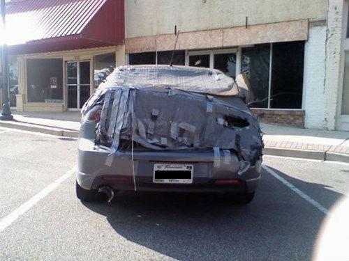 parking lots car repair duct tape - 7353111808