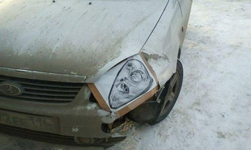 headlights,car repairs,imitations,g rated,there I fixed it