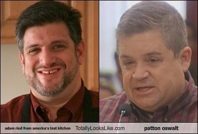 adam ried Patton Oswalt totally looks like - 7353171456