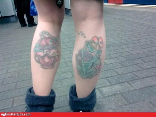 tattoos,legs