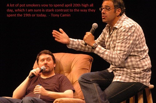 drugs,marijuana,doug benson,tony camin