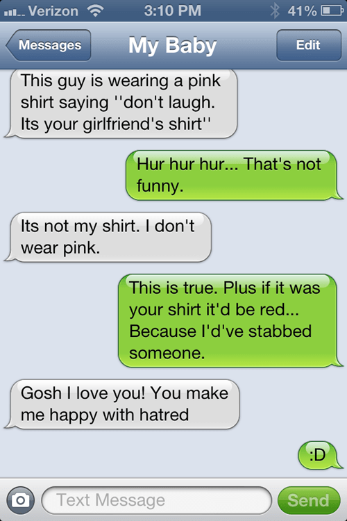 creepy text shirt funny