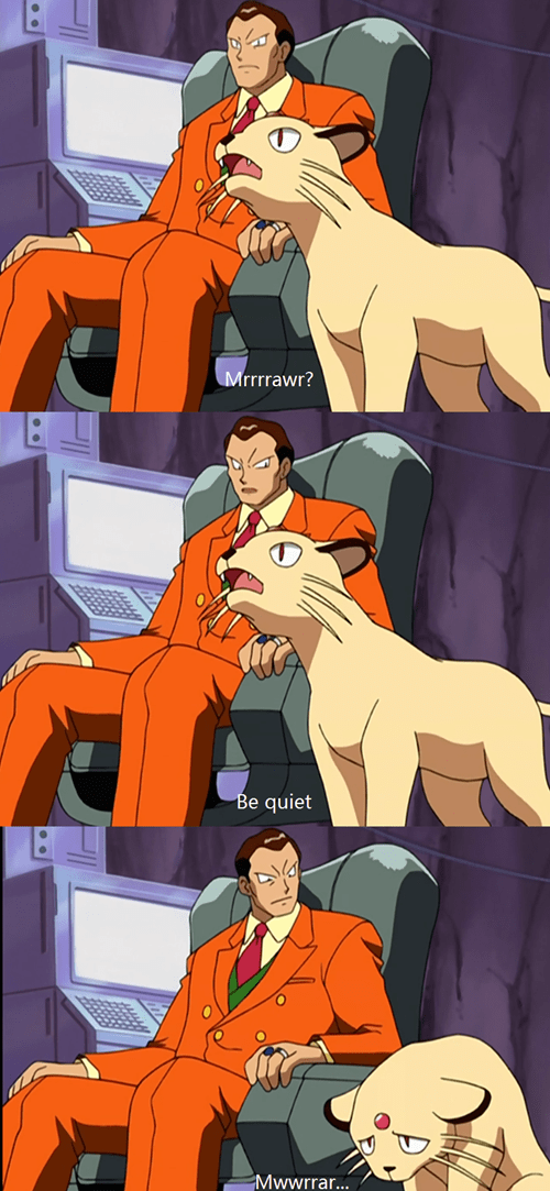 persian mewtwo returns giovanni anime - 7354684672