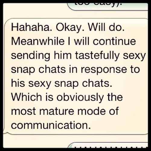 iPhones modern discourse snap chat - 7354708992