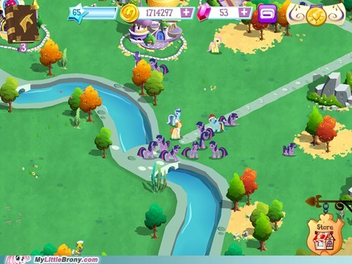 twilight sparkle iOS game video games - 7355177216