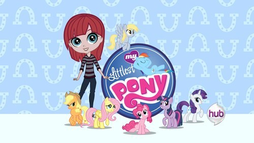 the hub Bronies my little pony littlest pet shop - 7356548864