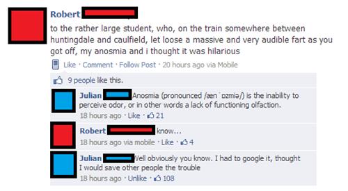 anosmia,julian
