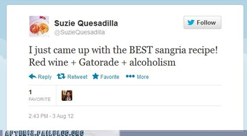 good idea,sangria