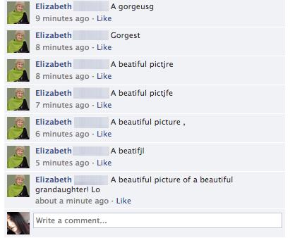 old people on facebook grandparents spelling typos - 7360126464
