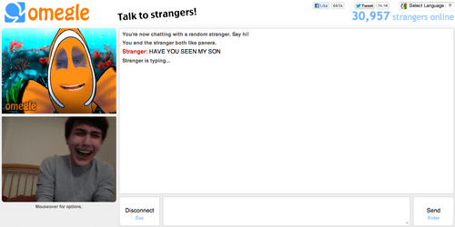Omegle finding nemo - 7360241408