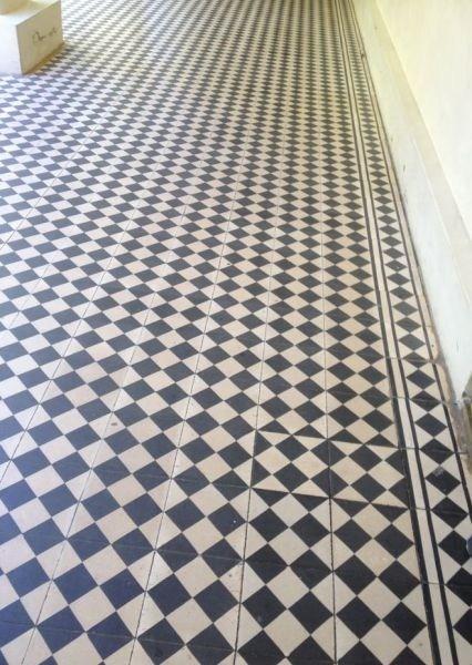checkered floors tiles - 7360278528