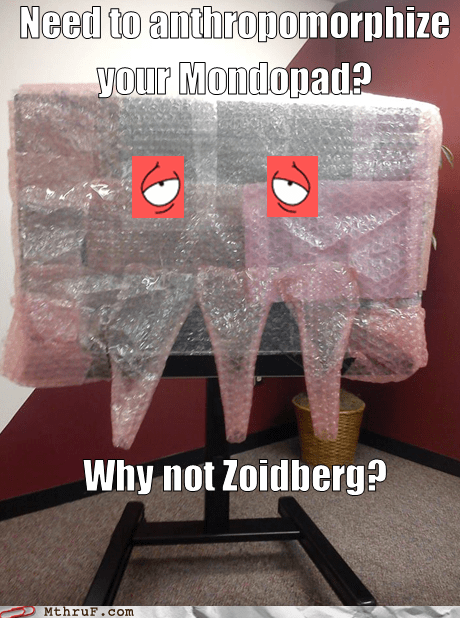 mondopad futurama Zoidberg why not zoidberg