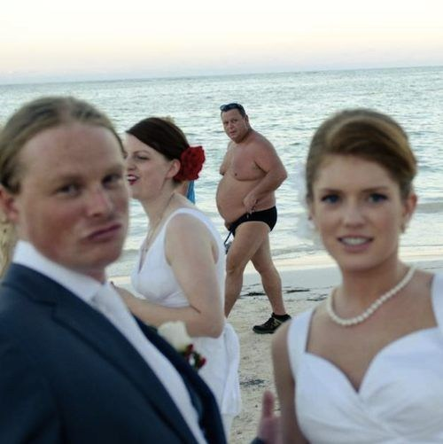 beach wedding - 7360289536