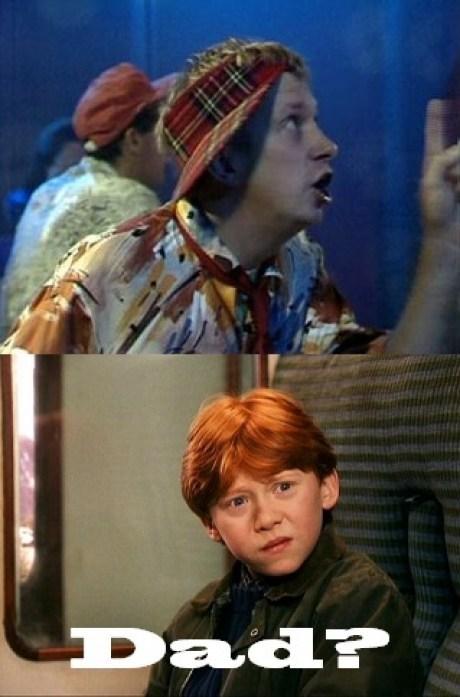 Harry Potter Ron Weasley - 7360402432