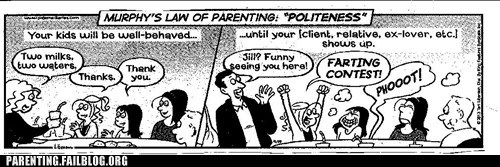 growing up comics murphys law politeness - 7360591616