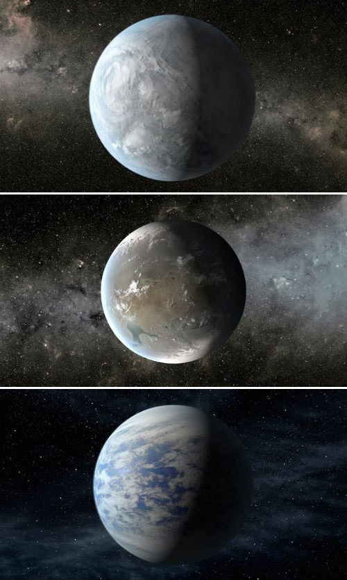 Space News of the Day: Three Exoplanets May Be Life-Sustainable