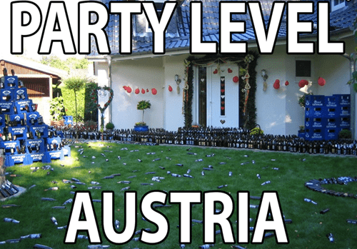 austria,partying