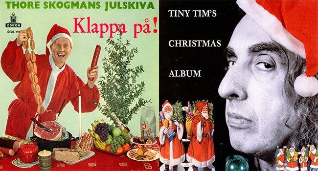 vintage album covers christmas album covers funny christmas - 7360773