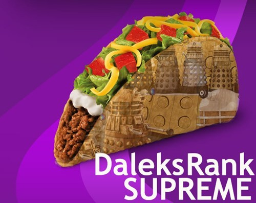 taco bell doctor who - 7361292032