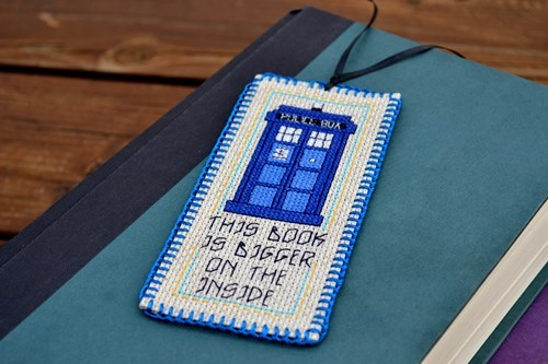 tardis doctor who books bookmarks - 7361826816