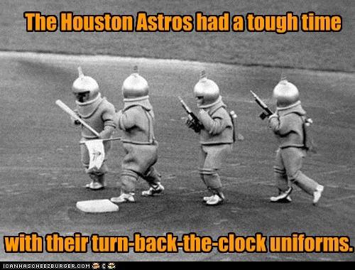 baseball Houston Astros spacemen - 7365382400
