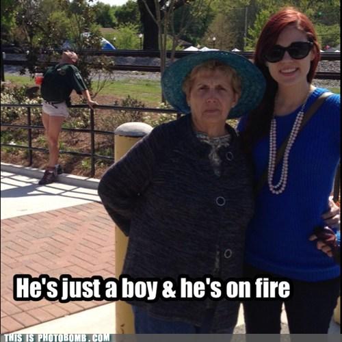 girl on fire fabulous - 7365468928