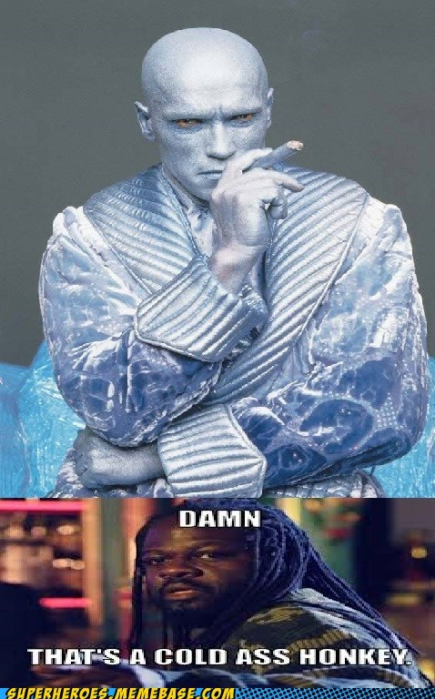 puns mr freeze chill - 7366733056