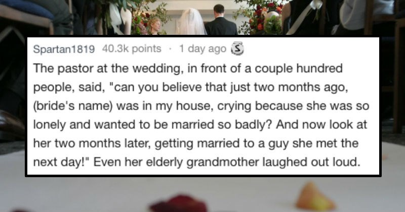 Sad trashy bride marriage groom FAIL cringe relationships wedding cheating ridiculous idiots red flag funny - 7366917