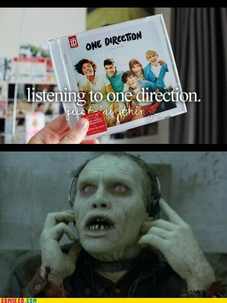 one direction Day Of The Dead zombie justgirlythings - 7367533312
