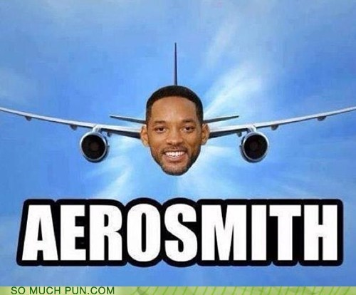 aeroplane,puns,will smith
