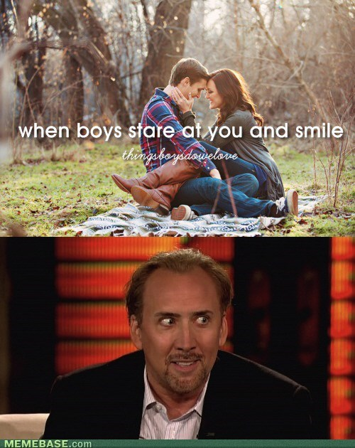 things boys do,nicolas cage